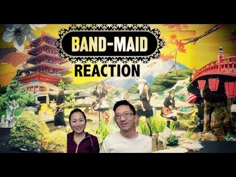 🇯🇵 Band-Maid Don't Let Me Down Reaction 🇯🇵