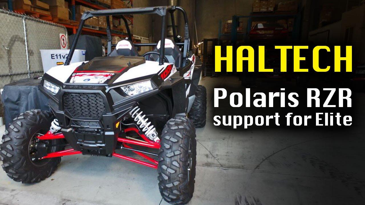 Polaris RZR 1000 with Haltech Elite 1500