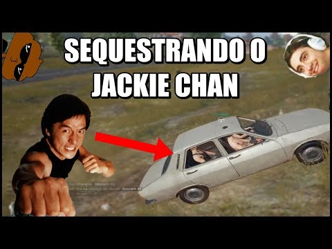 ALAN E SAIKO SEQUESTRANDO O JACKIE CHAN