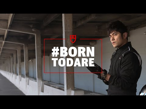 TUDOR: Jay Chou's Drifting Experience - Making Of