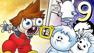 Oney Plays Kingdom Hearts WITH FRIENDS - EP 9 - Banana Buddy