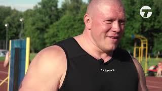 Макс Шатун - пожарно-спасательный спорт