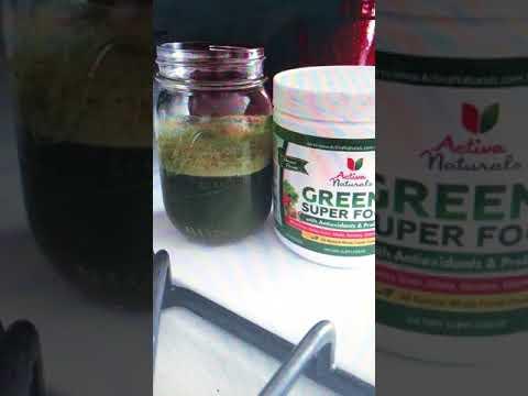 Activa Naturals Greens Superfood