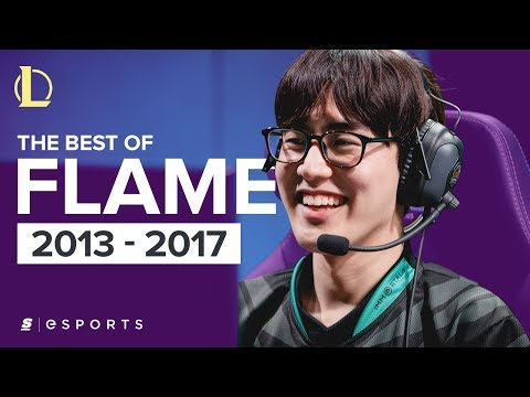 The Best Of Flame (2013 - 2017)