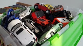100+ Cars Toys: Play Review 100 Welly Cars for Kids