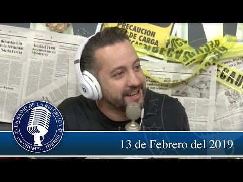 Condena Brutal. - La Radio de la República