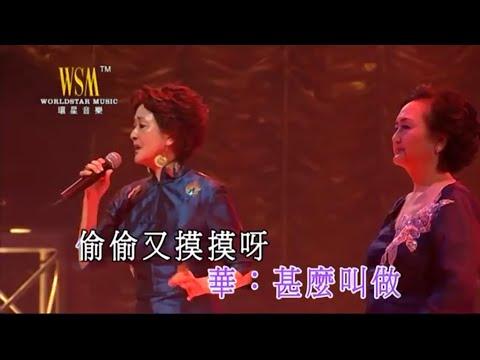 劉韻 / 華娃 - 偷偷摸摸 (情牽金曲百樂門演唱會) - YouTube