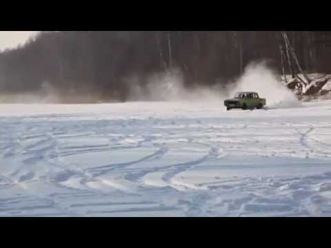 Moskvich drift , we hate Ken Block