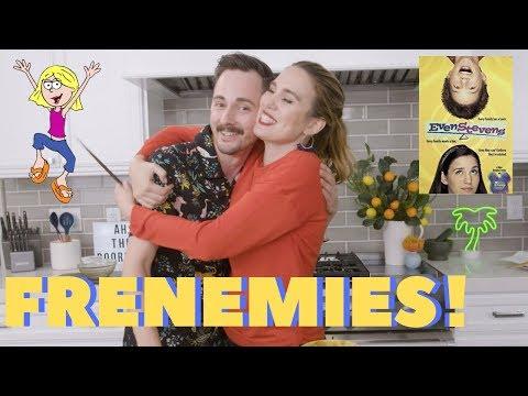 Lizzie McGuire - Even Stevens Kitchen CROSSOVER!!!