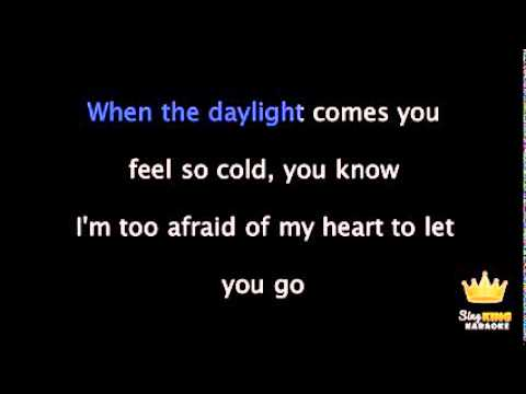 カラオケ Calvin Harris & Alesso and Hurts - Under Control Karaoke