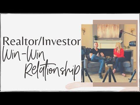 Realtor/Investor: The Ultimate Win-Win Relationship!