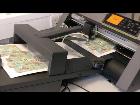 i-Mark Die Cutting system