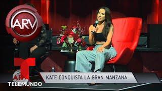 Kate del Castillo triunfó en NY con La Reina del Sur | Al Rojo Vivo | Telemundo