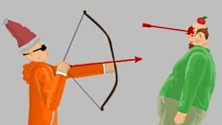 INTENSE ARROW SHOOTER! (Happy Wheels)