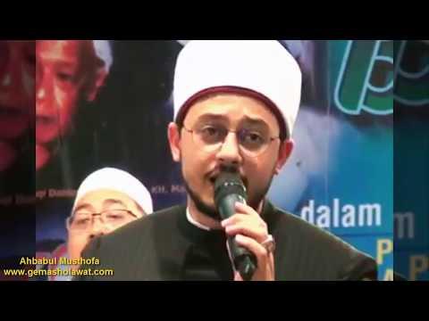 Darawisy دراويش _ Allah Ala Nuri Rosulillah voc Mostafa Atep ft Habib Syech Assegaf