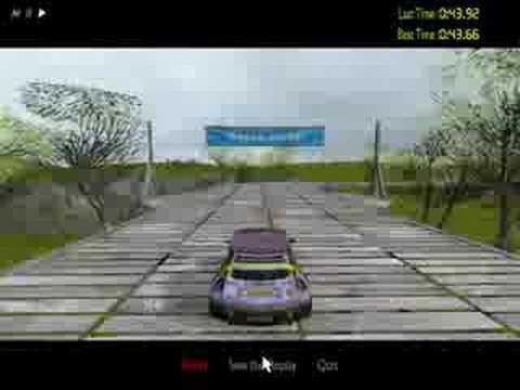 Trackmania United - Rally C4