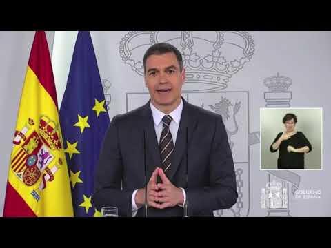 """VÍDEO Pedro Sánchez: """"animo a los españoles a planificar sus vacaciones ya"""""""