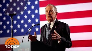 Looking At The Rise Of Michael Bloomberg Ahead Of Democratic Debate | TODAY