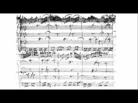 Antonio Vivaldi: Concerto per flautino, RV 443 with facsimile