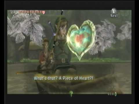 Zelda: Twilight Princess Sidequests - Heart Piece #12