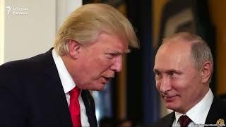 "Трамп: Россия президенти Путин ""шафқатсиз инсон бўлса керак"""