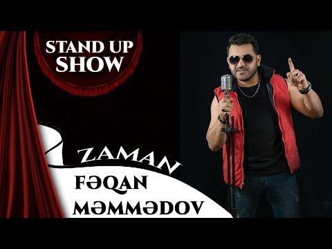 Fəqan Məmmədov - Zaman ( Official Video ) 2019