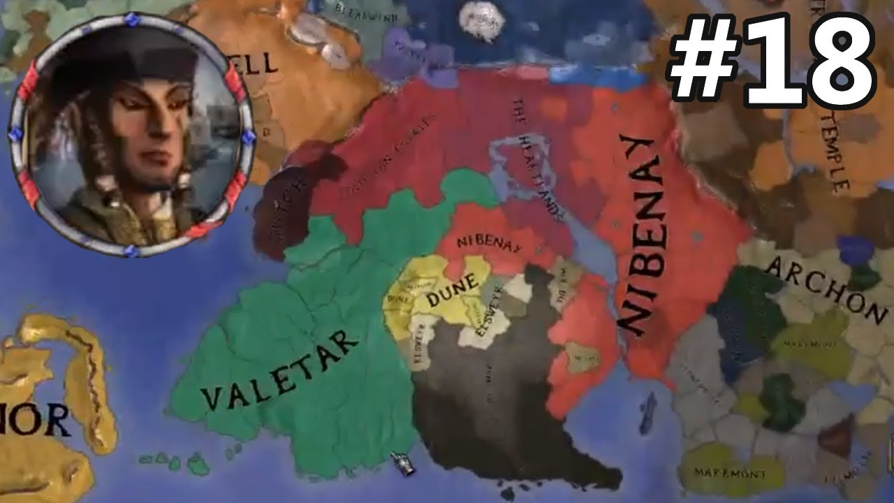 Elder Kings Mod #18 - Crusader Kings 2 - The Ayleid Republic