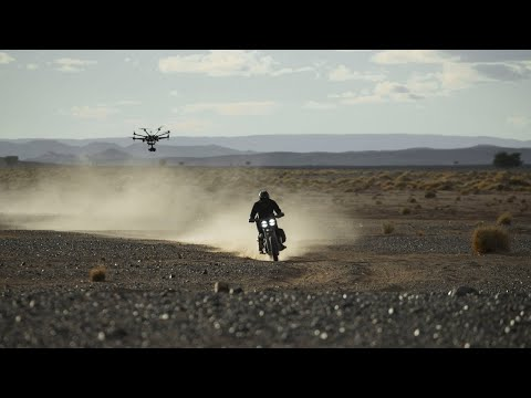 Oil In The Blood: A film about custom motorcycles