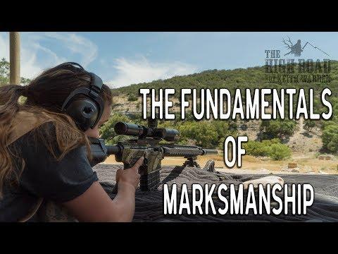 The Fundamentals of Marksmanship | Long Range Shooting Techniques