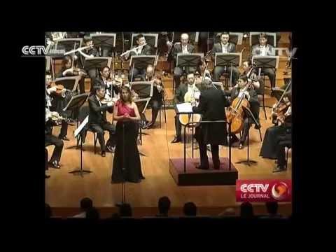 Le chef d'orchestre Michel Plasson au Festival Croisements