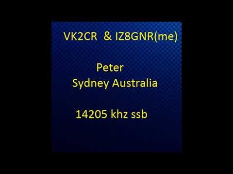 VK2CR & IZ8GNR