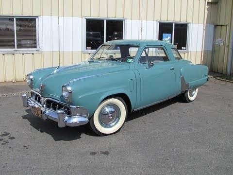 Studebaker Commander Regal 1952