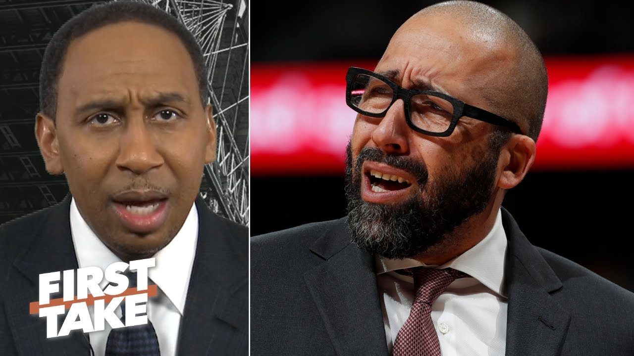 Knicks Fire Coach David FizdaleKnicks Fire Coach David Fizdale