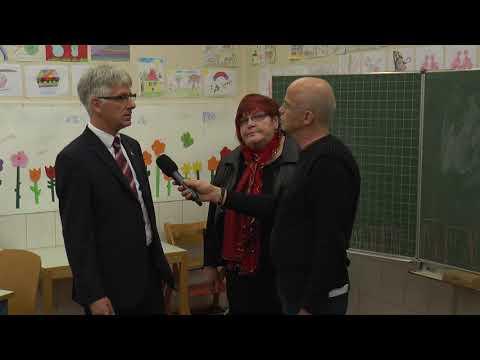 Radio Weser.TV - Nordenham: Ortsbesuch im Integrationszentrum Brake