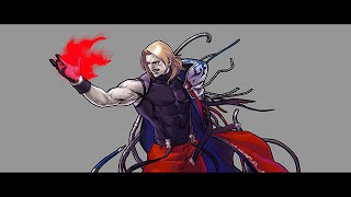 KOF 2002 UM: Genocide Cutter (Omega Rugal Theme Remix)