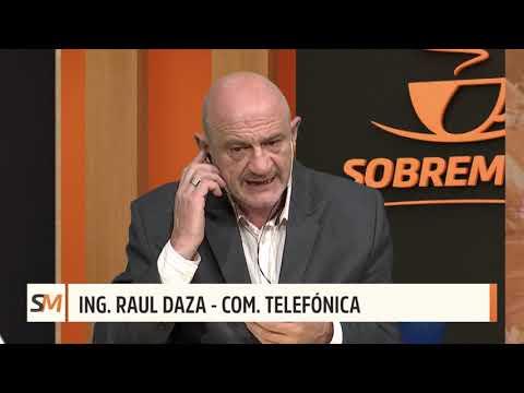 Sobremesa 31-03-20  Ing. Raúl Daza