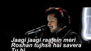 musafir atif aslam song with new electro heartbeats on guitar