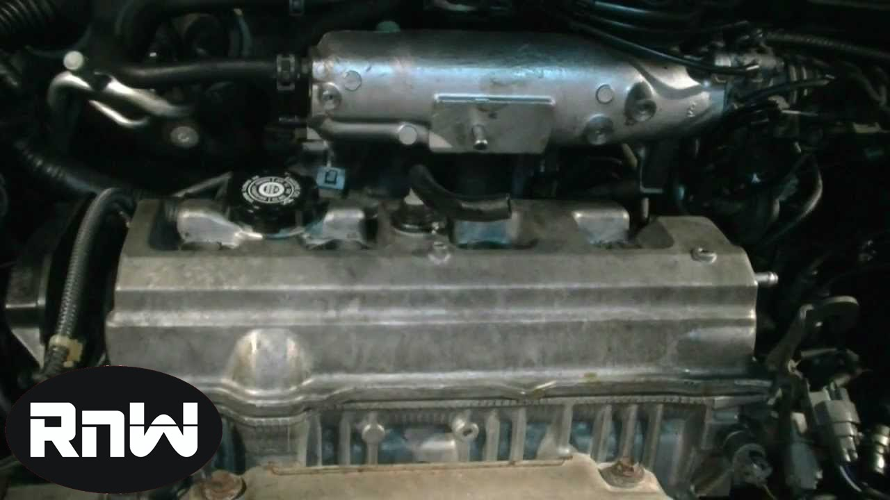 How To Replace A Valve Cover Gasket On A Toyota Camry 2 2l