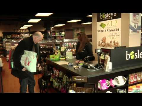 Bosley's Pet Food Stores Franchise Video