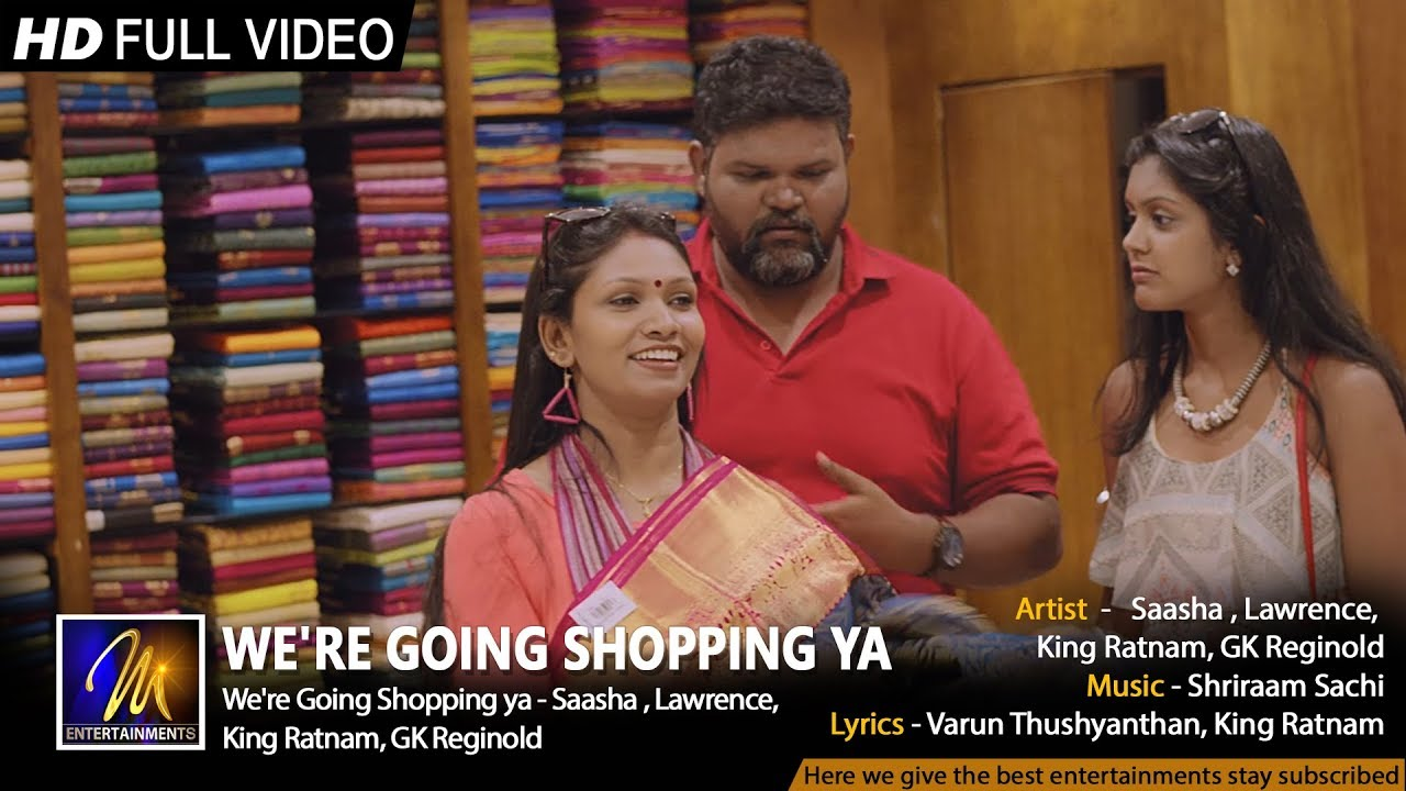 We're Going Shopping ya - Komaali Kings| Official Music Video | MEntertainments