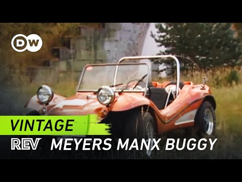 Vintage: Meyers Manx Buggy | Drive it!