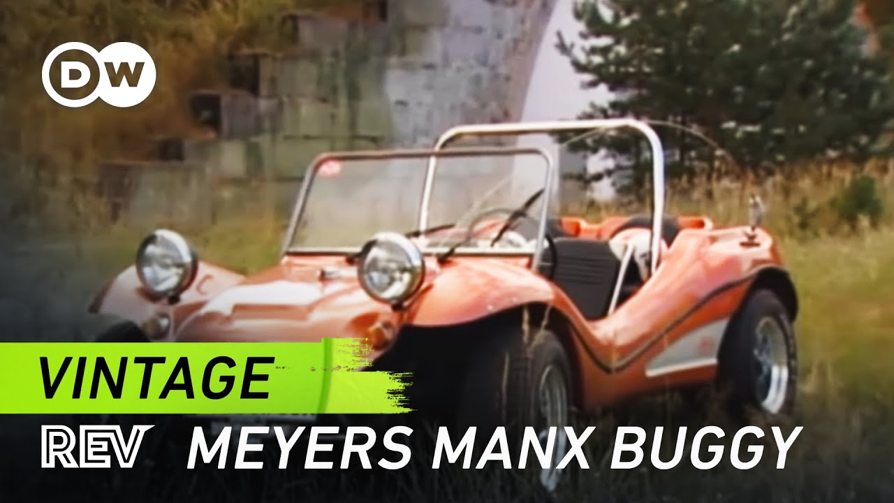 vintage meyers manx buggy drive it youtube. Black Bedroom Furniture Sets. Home Design Ideas