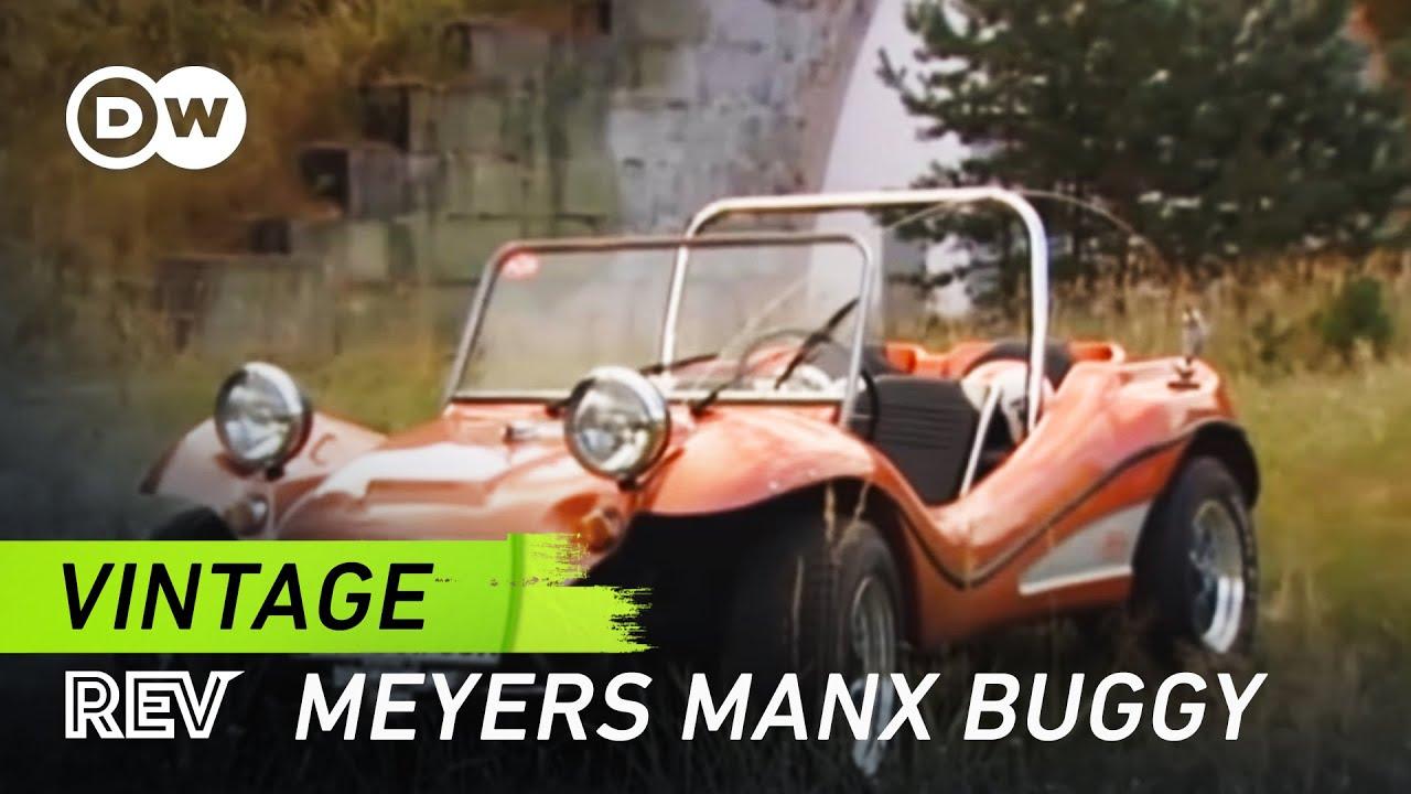Vintage Meyers Manx Buggy Drive It