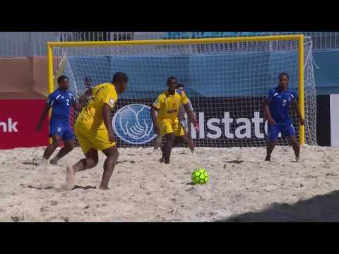 BSC 2017: Belize vs US Virgin Islands Highlights