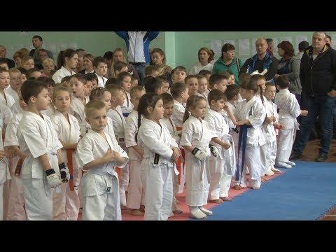 Первенство города Саки по Киокусинкай - привью к видео sx0LT8shWIA