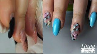 ❤ НЕИМОВЕРНО нежный дизайн ❤ НОВЫЙ клиент ❤ COSMOPROFI ❤ ВЕСЕННИЙ дизайн ногтей ❤
