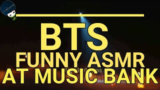 Video [SUB INDO] BTS ASMR pre recording Airplane pt 2 at Music Bank 2018 download MP3, 3GP, MP4, WEBM, AVI, FLV Oktober 2019