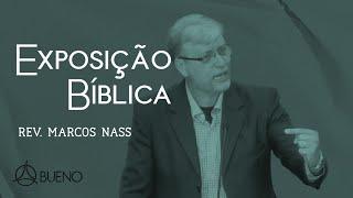 Hebreus 12.14   Rev. Marcos Nass