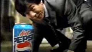 Jackie Chan Diet Pepsi Ad