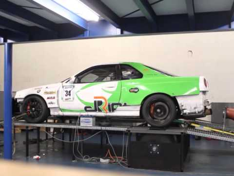 Nissan Skyline R34 Gtt Rb26 Turbo Supercharged By Mps